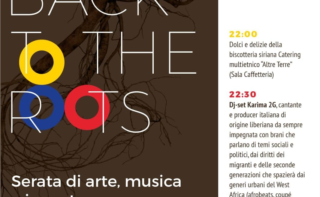 Back to the Roots all'Atelier Si