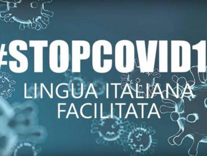 Il coronavirus in italiano semplificato